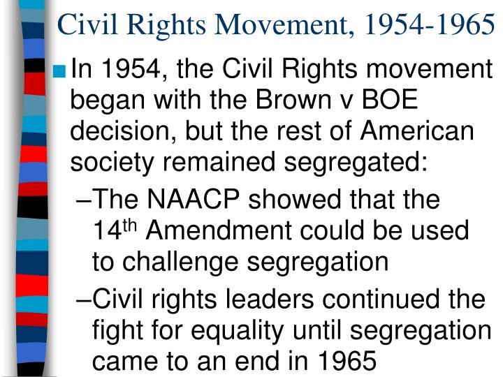 how the different power relations in american society led to civil rights movements Home » the civil rights movement in america 1945 to 1968 » education and civil rights when it came to civil rights abuses, he had made a promise to do what he could to undo blatant abuses how much satisfaction can i get from a court order for somebody to associate with me who does not.