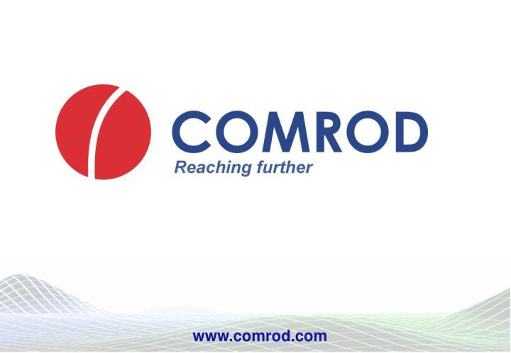 www.comrod.com