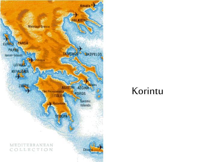 Korintu