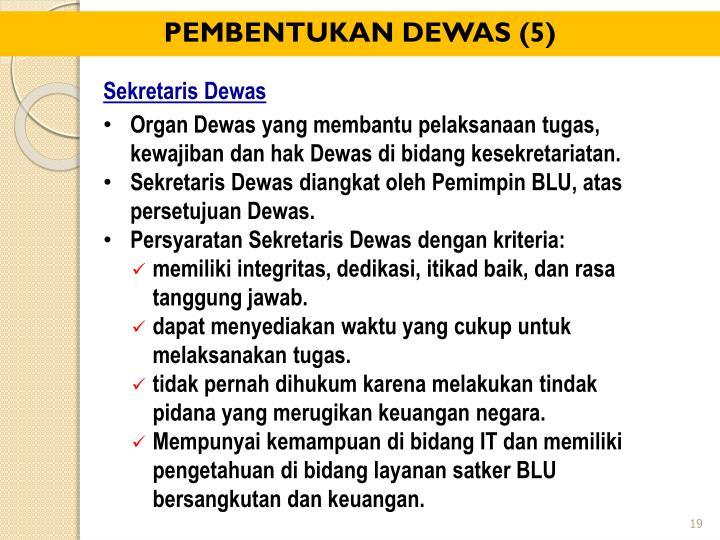 PEMBENTUKAN DEWAS (5)