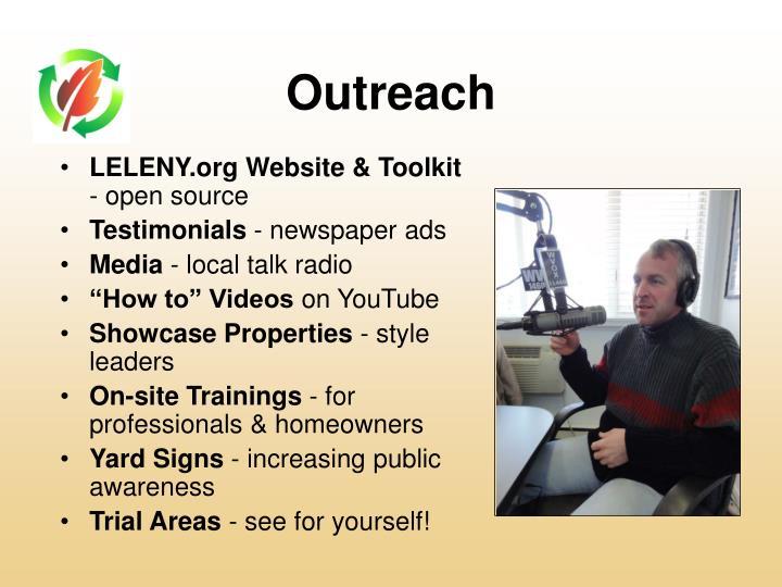 LELENY.org Website & Toolkit
