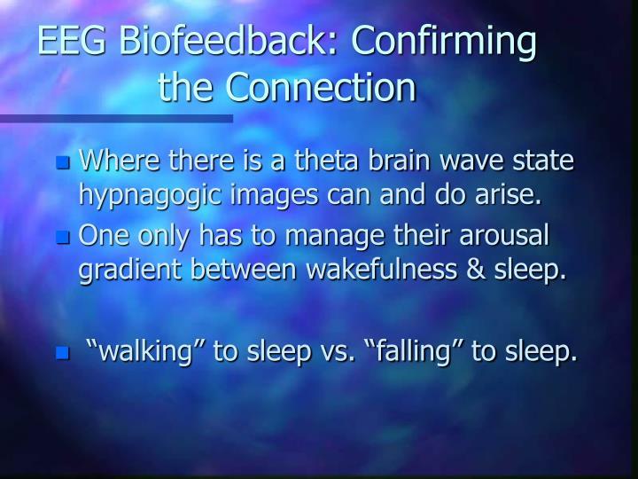 EEG Biofeedback: Confirming the Connection