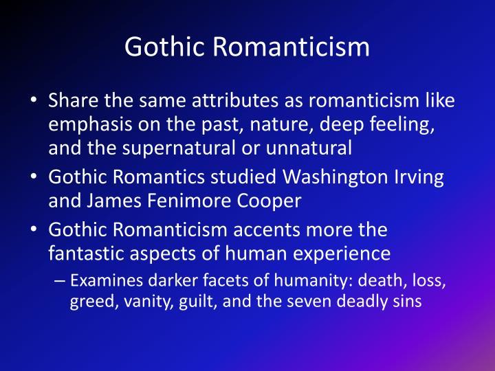 Gothic Romanticism