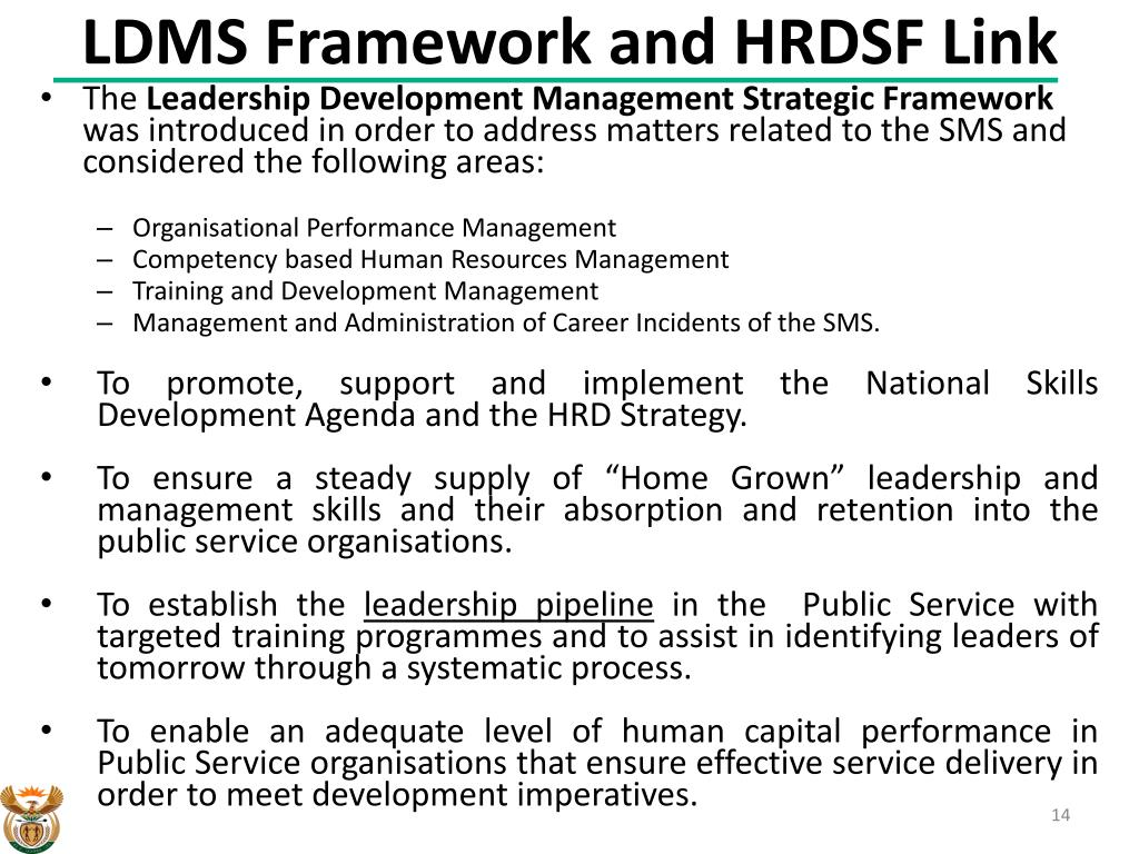PPT - Strategy for Human Resource Management and Development