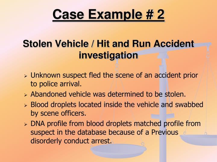 Case Example # 2
