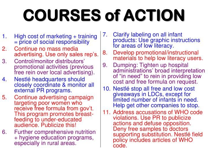 High cost of marketing + training = price of social responsibility
