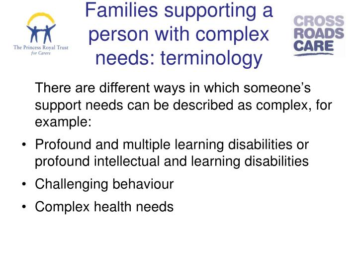 how to support someone with learning disability