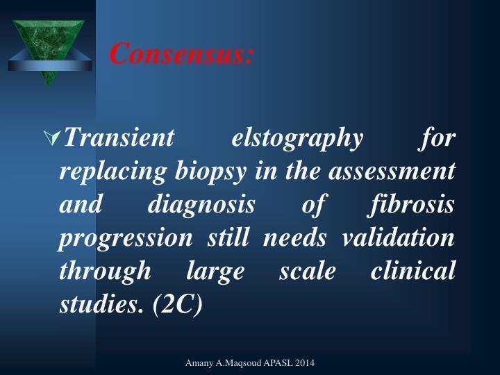 Consensus: