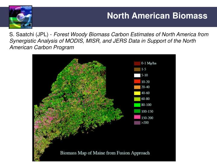 North American Biomass