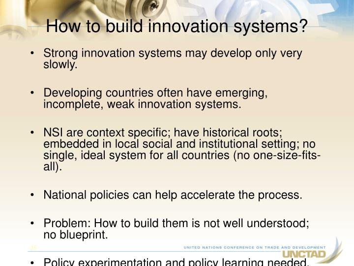 Science technology and innovation for growth and development essay