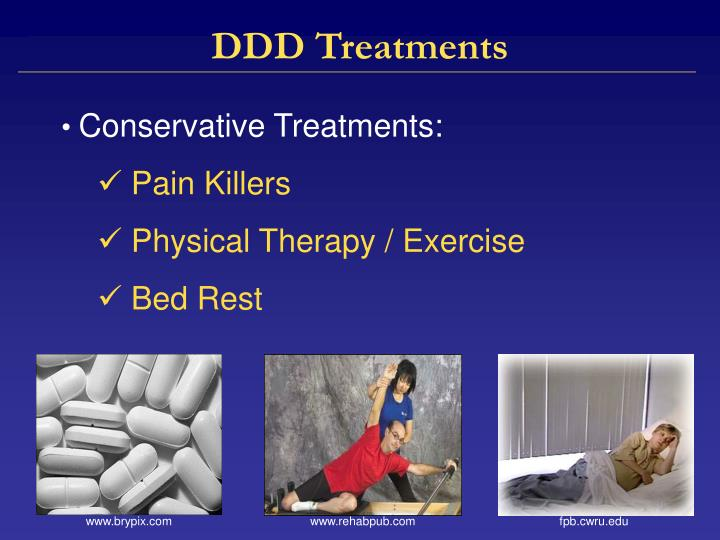 DDD Treatments