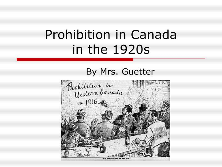 essays on prohibition in the 1920s The prohibition also had its negative impact on the socio-cultural landscape as it increased crime in the society, and led to the rise of gangsters, threatening the moral fabric of the society we will write a custom essay sample onunited states in the 1920s with that of 1930sspecifically for you.