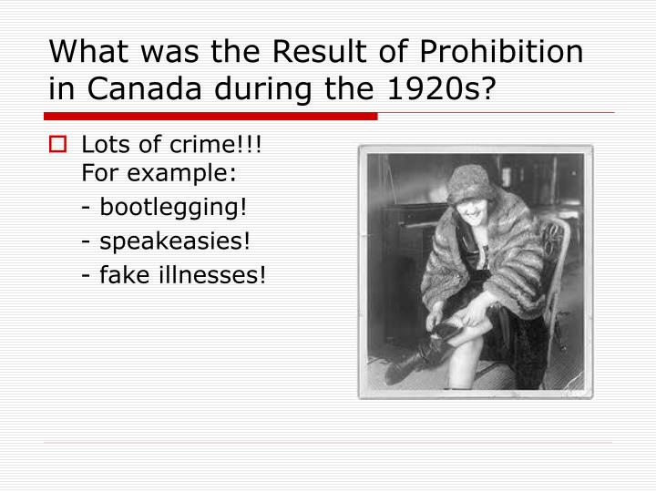 prohibition of 1920s essay Prohibition in the 1920s essay prohibition in the 1920 's the 1920 's were a time of great change in the united states changes, however, provoked resistance to change and longing for the good old days.