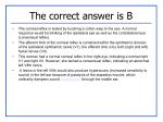 the correct answer is b10