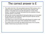 the correct answer is e6