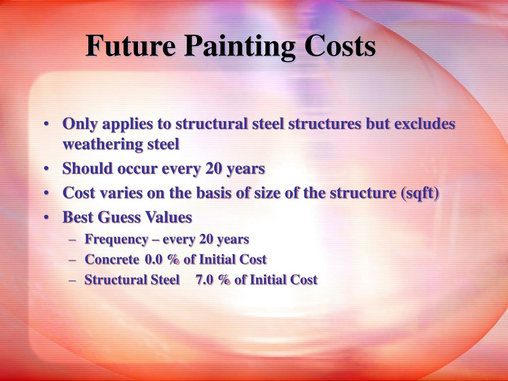 PPT - Life Cycle Cost Analysis for Bridges PowerPoint Presentation