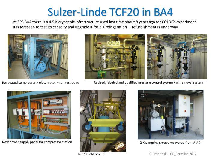 Sulzer-Linde