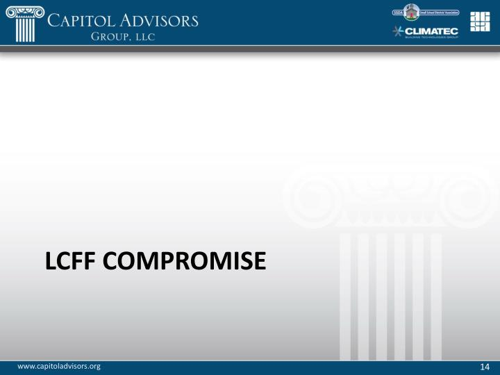 LCFF Compromise