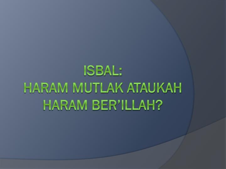 ISBAL: