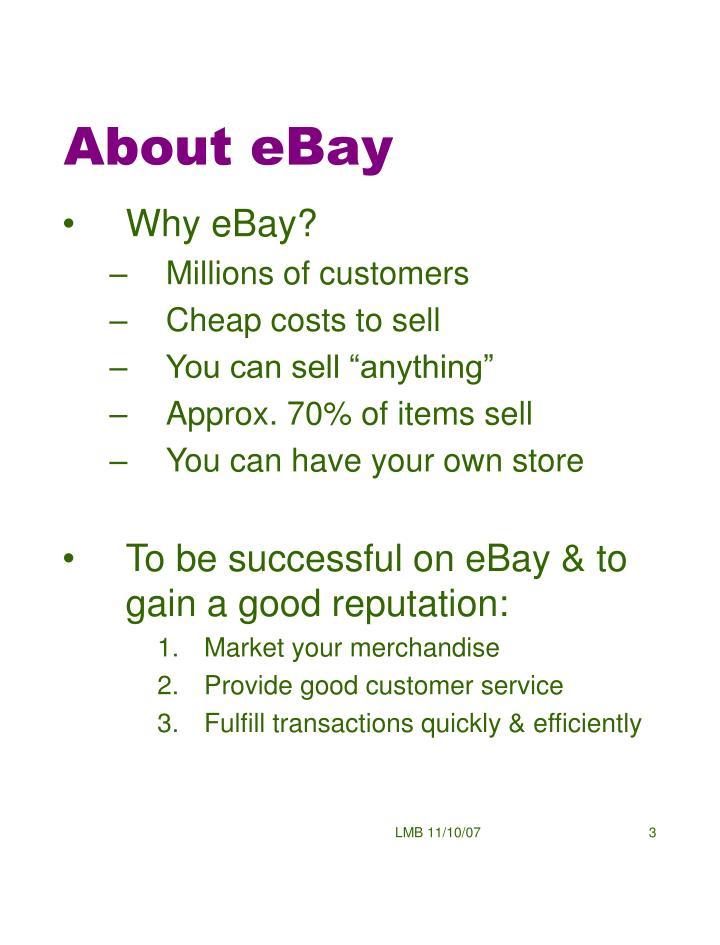 Transactions download ebay