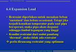 6 4 expansion load