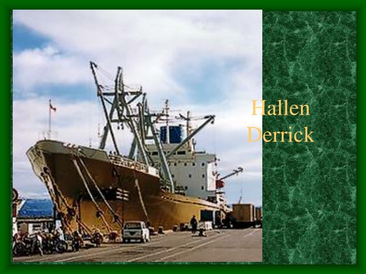 Hallen Derrick