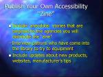 publish your own accessibility zine2