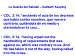 la guarda del s bado sabbath keeping47
