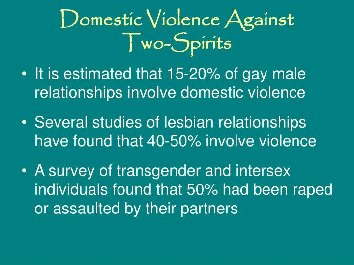 Domestic Violence Against