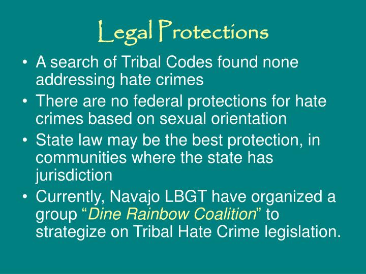 Legal Protections