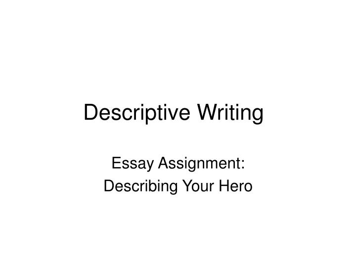 Learn English Essay  English Language Essays also Topics For Essays In English Ppt  Descriptive Writing Powerpoint Presentation  Id English Essay Topics For Students