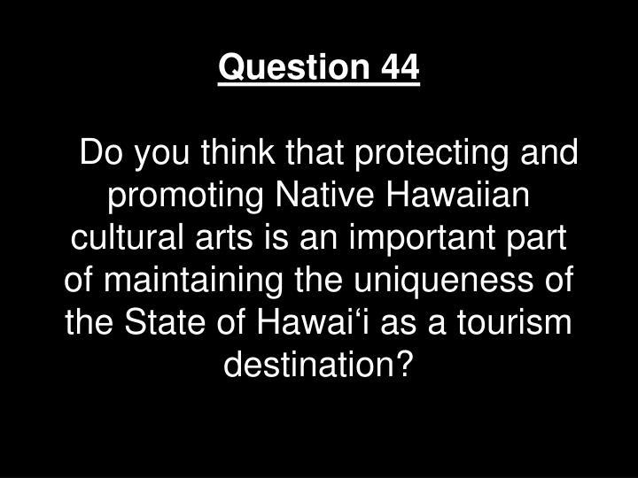 Question 44