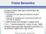 frame semantics1