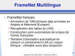 framenet multilingue4
