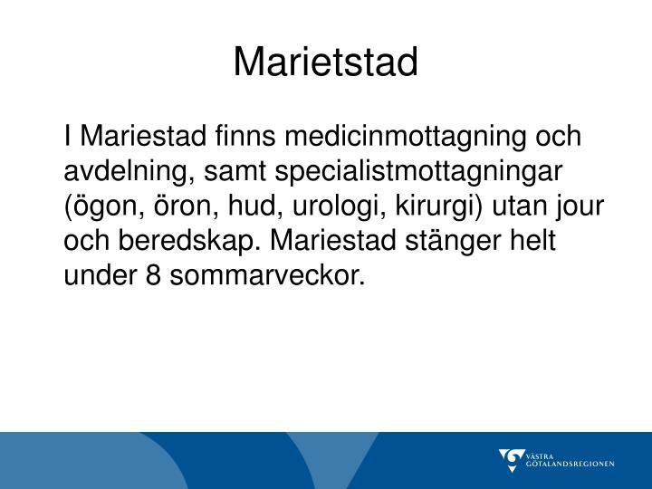 Marietstad