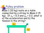 pulley problem2