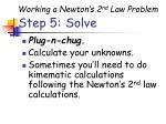 step 5 solve