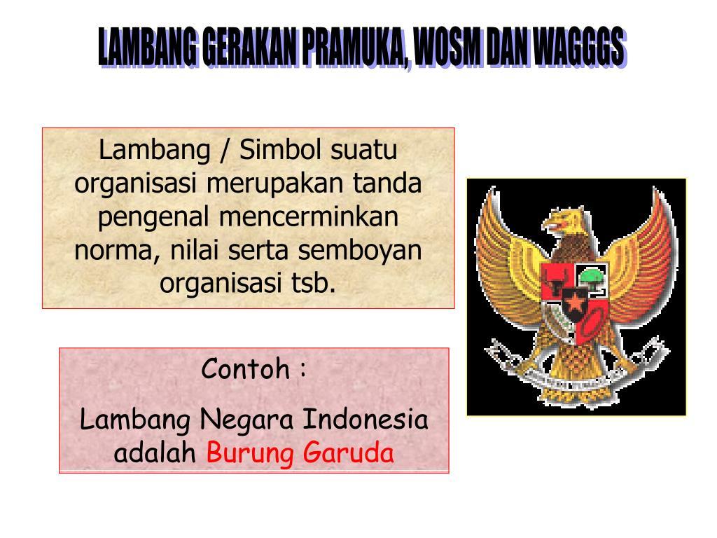Ppt Contoh Lambang Negara Indonesia Adalah Burung Garuda Powerpoint Presentation Id 4714214