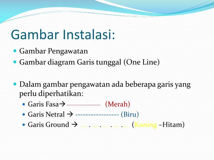 Ppt Menggambar Teknik Elektro Powerpoint Presentation Id4715183