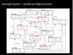 example system healthcare mgmt system1