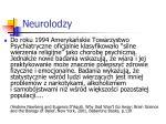 neurolodzy
