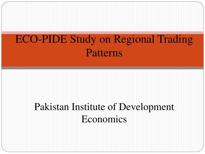 trade pattern of pakistan Study of pakistanstudy of pakistan- --- malaysia free trade agreement malaysia free trade agreement the trend and pattern of each fta differ from each other yet they.