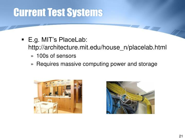 Current Test Systems