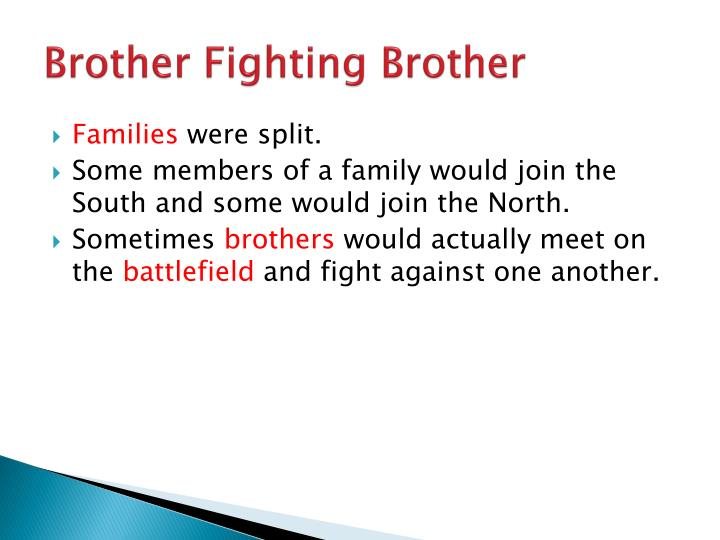 Brother Fighting Brother