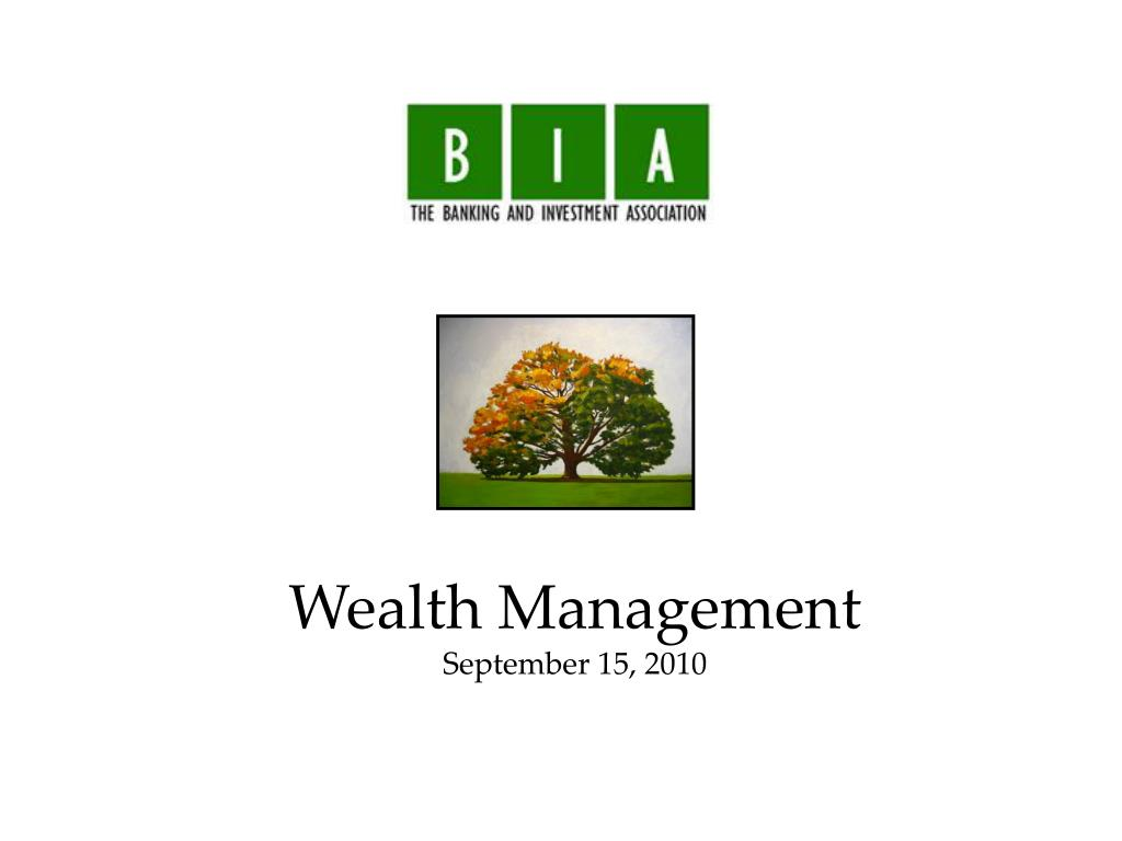 PPT - KURT CARRASQUILLA Vice President – Financial Advisor