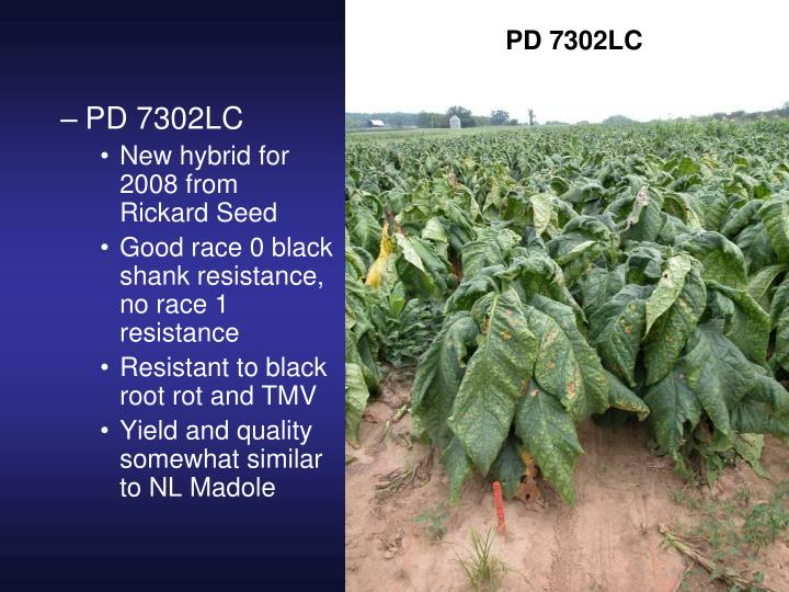 PD 7302LC