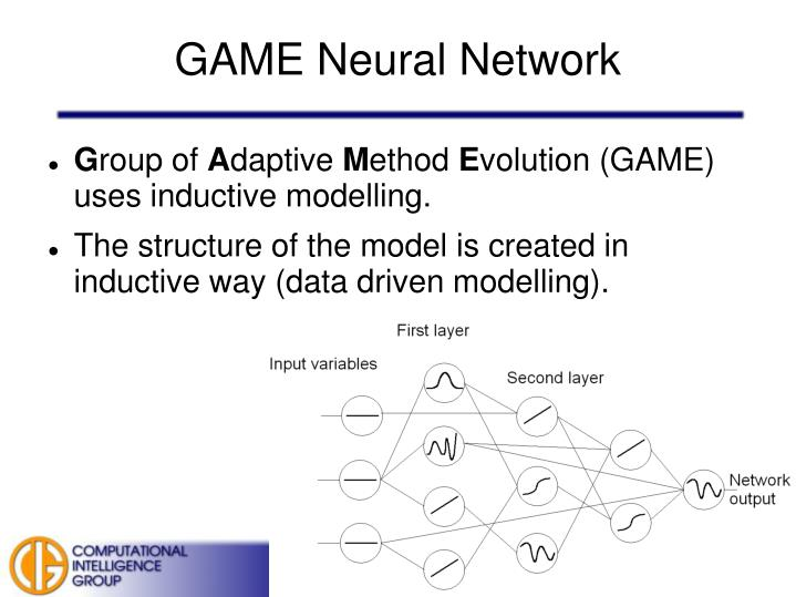 Game neural network
