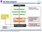 nc data analysis1