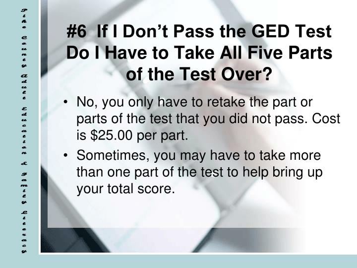 pass ged test essay Refer to time periods (year) , month and day if possible if you follow the above you will have no problem passing your ged whatever you decide to write on, make sure you either know what you are talking about or do plenty or research on your topic.