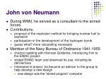 john von neumann1